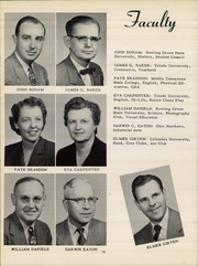 Page 14, 1954 Edition, Swanton High School - Pioneer Yearbook (Swanton, OH) online yearbook collection