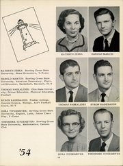 Page 15, 1954 Edition, Swanton High School - Pioneer Yearbook (Swanton, OH) online yearbook collection