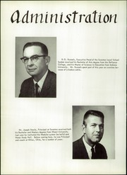 Page 10, 1966 Edition, Swanton High School - Pioneer Yearbook (Swanton, OH) online yearbook collection