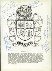Page 5, 1966 Edition, Swanton High School - Pioneer Yearbook (Swanton, OH) online yearbook collection