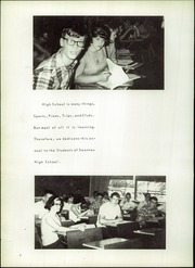 Page 8, 1966 Edition, Swanton High School - Pioneer Yearbook (Swanton, OH) online yearbook collection