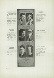 Page 12, 1931 Edition, Amherst Steele High School - Amherstonian Yearbook (Amherst, OH) online yearbook collection