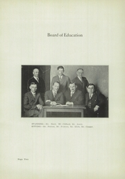Page 4, 1931 Edition, Amherst Steele High School - Amherstonian Yearbook (Amherst, OH) online yearbook collection