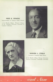 Page 11, 1939 Edition, Amherst Steele High School - Amherstonian Yearbook (Amherst, OH) online yearbook collection