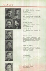 Page 12, 1939 Edition, Amherst Steele High School - Amherstonian Yearbook (Amherst, OH) online yearbook collection