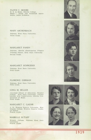 Page 13, 1939 Edition, Amherst Steele High School - Amherstonian Yearbook (Amherst, OH) online yearbook collection