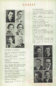 Page 14, 1939 Edition, Amherst Steele High School - Amherstonian Yearbook (Amherst, OH) online yearbook collection