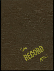 Amherst Steele High School - Amherstonian Yearbook (Amherst, OH) online yearbook collection, 1945 Edition, Page 1