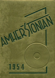 Amherst Steele High School - Amherstonian Yearbook (Amherst, OH) online yearbook collection, 1954 Edition, Page 1