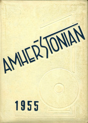 Amherst Steele High School - Amherstonian Yearbook (Amherst, OH) online yearbook collection, 1955 Edition, Page 1