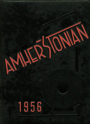 Amherst Steele High School - Amherstonian Yearbook (Amherst, OH) online yearbook collection, 1956 Edition, Page 1