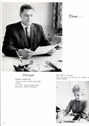 Page 10, 1965 Edition, Amherst Steele High School - Amherstonian Yearbook (Amherst, OH) online yearbook collection