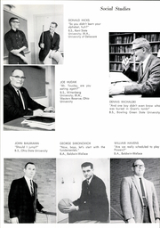 Page 14, 1965 Edition, Amherst Steele High School - Amherstonian Yearbook (Amherst, OH) online yearbook collection