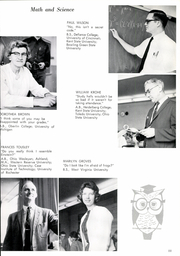 Page 15, 1965 Edition, Amherst Steele High School - Amherstonian Yearbook (Amherst, OH) online yearbook collection