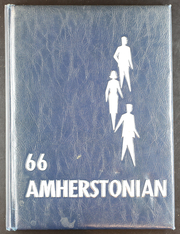 Amherst Steele High School - Amherstonian Yearbook (Amherst, OH) online yearbook collection, 1966 Edition, Page 1