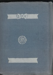 Galion High School - Spy Yearbook (Galion, OH) online yearbook collection, 1917 Edition, Page 1