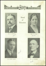 Page 11, 1923 Edition, Galion High School - Spy Yearbook (Galion, OH) online yearbook collection