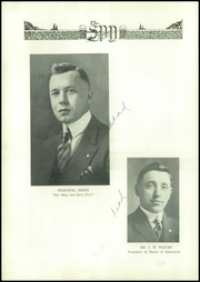 Page 12, 1923 Edition, Galion High School - Spy Yearbook (Galion, OH) online yearbook collection