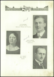 Page 15, 1923 Edition, Galion High School - Spy Yearbook (Galion, OH) online yearbook collection