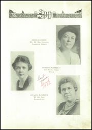 Page 17, 1923 Edition, Galion High School - Spy Yearbook (Galion, OH) online yearbook collection