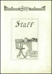 Page 9, 1923 Edition, Galion High School - Spy Yearbook (Galion, OH) online yearbook collection