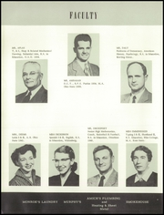Page 12, 1956 Edition, Galion High School - Spy Yearbook (Galion, OH) online yearbook collection