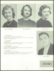 Page 17, 1956 Edition, Galion High School - Spy Yearbook (Galion, OH) online yearbook collection