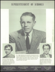 Page 9, 1956 Edition, Galion High School - Spy Yearbook (Galion, OH) online yearbook collection