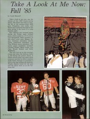 Page 14, 1986 Edition, Roosevelt High School - Rough Rider Yearbook (Kent, OH) online yearbook collection