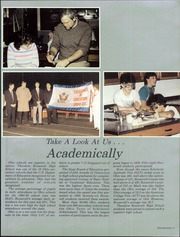 Page 7, 1986 Edition, Roosevelt High School - Rough Rider Yearbook (Kent, OH) online yearbook collection