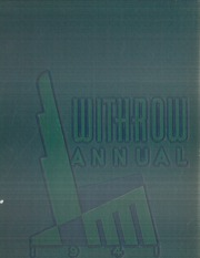 Page 1, 1941 Edition, Withrow High School - Withrow Annual Yearbook (Cincinnati, OH) online yearbook collection