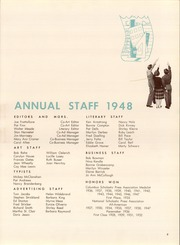 Page 13, 1948 Edition, Withrow High School - Withrow Annual Yearbook (Cincinnati, OH) online yearbook collection