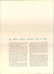 Page 8, 1948 Edition, Withrow High School - Withrow Annual Yearbook (Cincinnati, OH) online yearbook collection