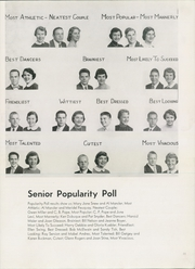 Page 15, 1955 Edition, Withrow High School - Withrow Annual Yearbook (Cincinnati, OH) online yearbook collection