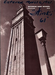 Page 3, 1961 Edition, Withrow High School - Withrow Annual Yearbook (Cincinnati, OH) online yearbook collection