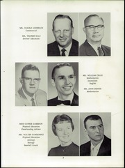 Page 11, 1961 Edition, Lakewood High School - Lance Yearbook (Hebron, OH) online yearbook collection