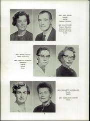 Page 12, 1961 Edition, Lakewood High School - Lance Yearbook (Hebron, OH) online yearbook collection