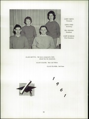 Page 16, 1961 Edition, Lakewood High School - Lance Yearbook (Hebron, OH) online yearbook collection