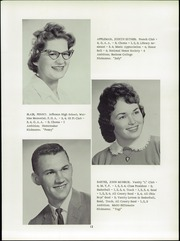 Page 17, 1961 Edition, Lakewood High School - Lance Yearbook (Hebron, OH) online yearbook collection