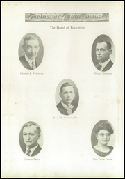 Page 10, 1924 Edition, Upper Sandusky High School - Indian Village Yearbook (Upper Sandusky, OH) online yearbook collection