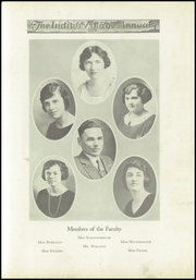 Page 15, 1924 Edition, Upper Sandusky High School - Indian Village Yearbook (Upper Sandusky, OH) online yearbook collection