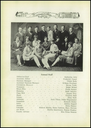 Page 12, 1928 Edition, Upper Sandusky High School - Indian Village Yearbook (Upper Sandusky, OH) online yearbook collection