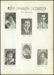 Page 17, 1928 Edition, Upper Sandusky High School - Indian Village Yearbook (Upper Sandusky, OH) online yearbook collection