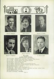 Page 16, 1931 Edition, Upper Sandusky High School - Indian Village Yearbook (Upper Sandusky, OH) online yearbook collection