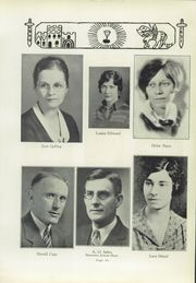 Page 17, 1931 Edition, Upper Sandusky High School - Indian Village Yearbook (Upper Sandusky, OH) online yearbook collection