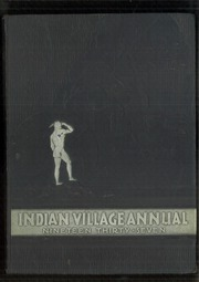 Page 1, 1937 Edition, Upper Sandusky High School - Indian Village Yearbook (Upper Sandusky, OH) online yearbook collection