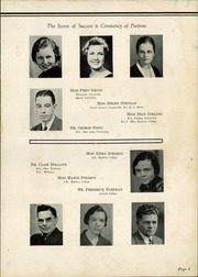 Page 11, 1937 Edition, Upper Sandusky High School - Indian Village Yearbook (Upper Sandusky, OH) online yearbook collection