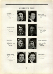 Page 16, 1939 Edition, Upper Sandusky High School - Indian Village Yearbook (Upper Sandusky, OH) online yearbook collection
