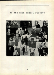 Page 9, 1939 Edition, Upper Sandusky High School - Indian Village Yearbook (Upper Sandusky, OH) online yearbook collection