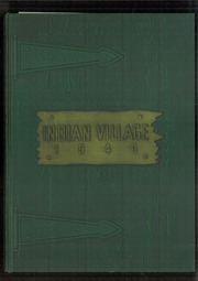 1940 Edition, Upper Sandusky High School - Indian Village Yearbook (Upper Sandusky, OH)